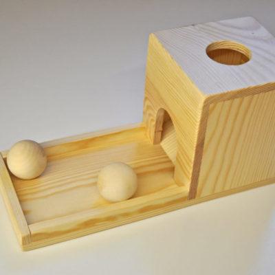 Kulodrom – kulodomek – edukacyjna zabawka