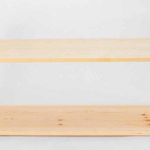 regał montessori drewniany